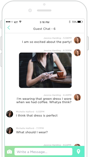 Guest chat