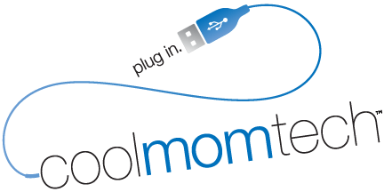 Cool mom tech logo