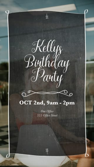 Text Message Invite Designs for Teen Birthday Fun