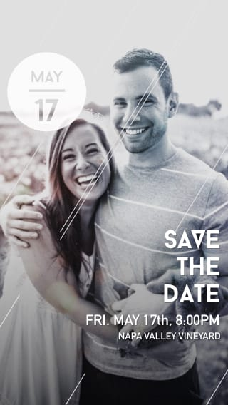 Text Message Invite Designs for Save the Date Join Us